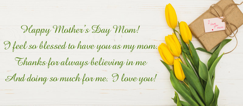 Mother's Day Messages - Message on Mom, Mothers Day Celebration