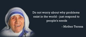 Mother Teresa Thought